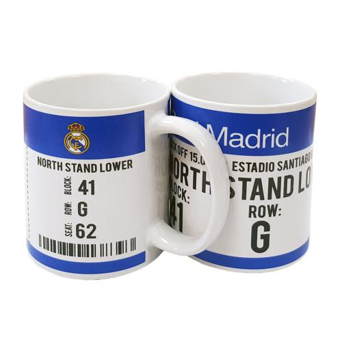 Caneca Real Madrid 150067