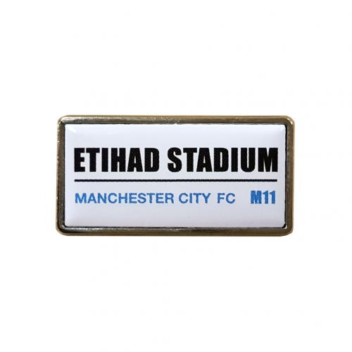 Broche Manchester City FC 150087