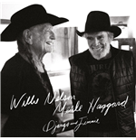 Vinil Willie Nelson & Merle Haggard - Django And Jimmie (2 Lp)