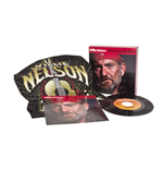 "Vinil Willie Nelson - Always On My Mind / The Party's Over 7 & T Shirt Box Set (7"" Box)"