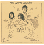 Vinil Who - The Who By Numbers