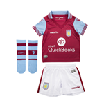 Camiseta Aston Villa 2015-2016 Home