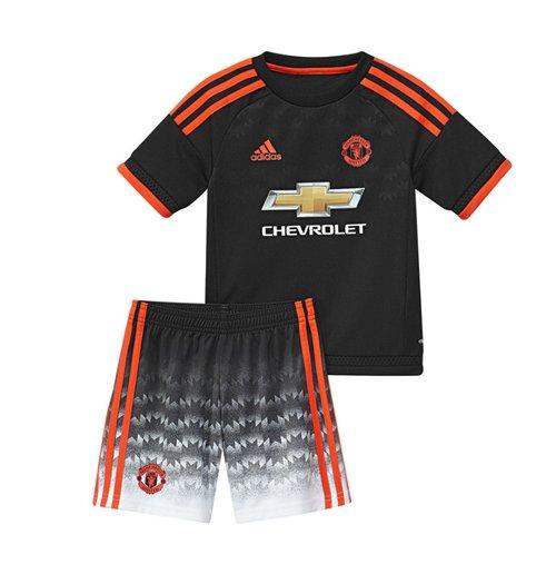 ab6e67ea39fa0 Compra Camiseta Manchester United FC 2015-2016 Third Original