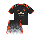 Camiseta Manchester United FC 2015-2016 Third