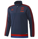 Suéter Esportivo Manchester United FC 2015-2016