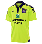 Camiseta Anderlecht 2015-2016 Away