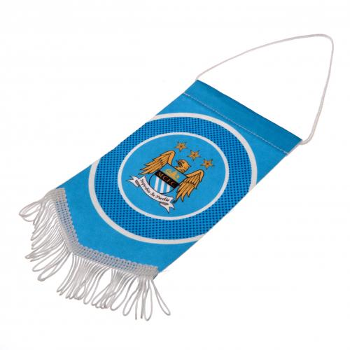 Mini Bandeirinha Manchester City FC