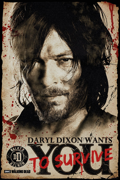 Poster The Walking Dead 151765