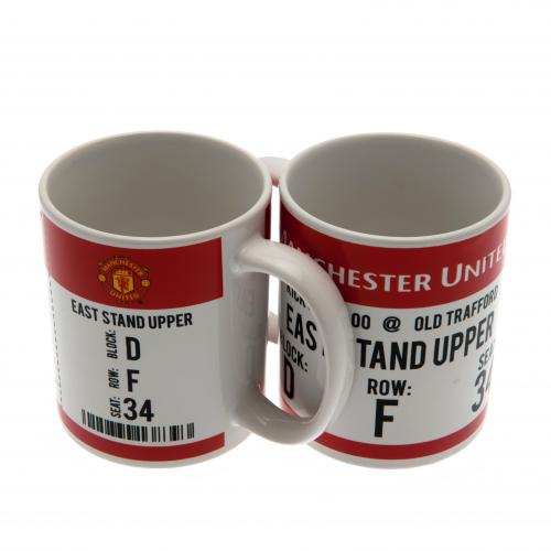 Caneca Manchester United FC 151799