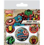 Broche Marvel 151835