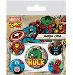 Broche Marvel 151836