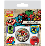 Broche Marvel 151840