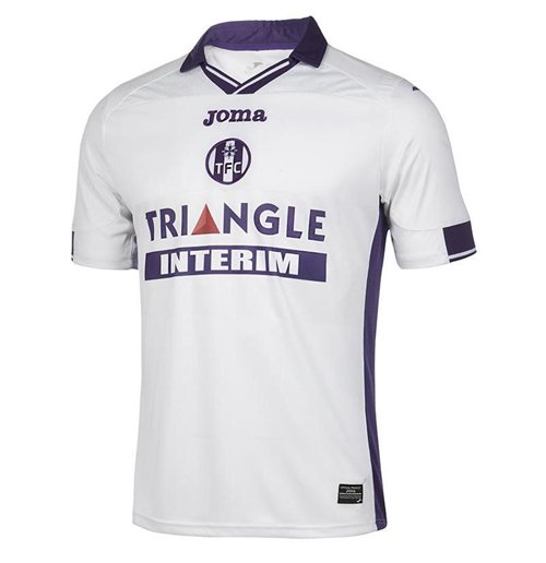 Camiseta Toulouse 2015-2016 Away