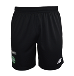 Shorts Celtic 2015-2016 (Preto)