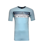 Camiseta Cardiff Blues 2015-2016 (Azul Céu)