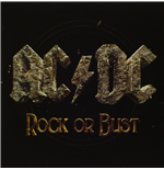 "Vinil Ac/Dc - Rock Or Bust (7"")"