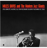 Vinil Miles Davis / The Modern Jazz Giants - The Complete, Historic, All-Star Recording Session Of December 24,1954