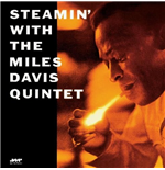 Vinil Miles Davis - Steamin' With The Miles Davis Quintet