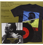"Vinil Miles Davis - Miles Runs The Voodoo Down / In A Silent Way (7"" & T Shirt Box Set)"