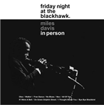 Vinil Miles Davis - In Person, Friday Nightat The Blackhawk (2 Lp)