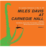 Vinil Miles Davis - At The Carnegie Hall Part One (Limited Edition)