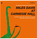 Vinil Miles Davis - At Carnegie Hall