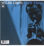 "Vinil Miles Davis - ""Blue Xmas"" B/w ""Devil May Care"" (7"")"