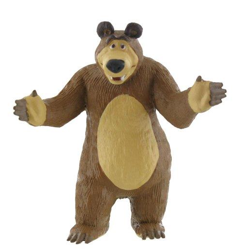 Boneco De Acao Masha E O Urso 152730 Original Compra Online Em Oferta