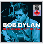 Vinil Bob Dylan - At Carnegie Chapter Hall (Gatefold Red Vinyl) (2 Lp)