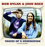 Vinil Bob Dylan / Joan Baez - Voices Of A Generation (2 Lp)
