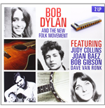 Vinil Bob Dylan / Folk Movement - Bob Dylan And The New Folk Movement (2 Lp)