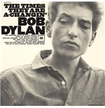 Vinil Bob Dylan - Times They Are A-changin'
