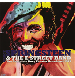 Vinil Bruce Springsteen & The E Street Band - The Complete Roxy Theater Broadcasts 1975 (3 Lp)