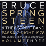 Vinil Bruce Springsteen - Passaic Night, New Jersey 1978 - Vol.3 (2 Lp)