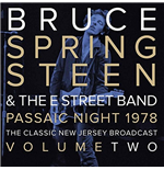 Vinil Bruce Springsteen - Passaic Night, New Jersey 1978 - Vol.2 (2 Lp)