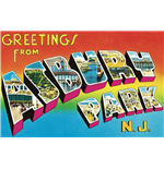 Vinil Bruce Springsteen - Greetings From Ashbury Park, N.J.