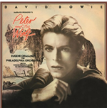 Vinil David Bowie - Peter & The Wolf