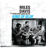 Vinil Miles Davis - Kind Of Blue