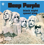 "Vinil Deep Purple - Black Night / Speed King (Lp 7"") Rsd"