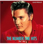 Vinil Elvis Presley - Number One Hits 1956-1962