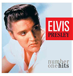 Vinil Elvis Presley - Number One Hits