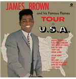 Vinil James Brown - Tour The U.S.A