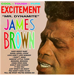 Vinil James Brown - Exciteman   Mr. Dynamite