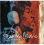 Vinil Jimi Hendrix - Hear My Music (2 Lp)