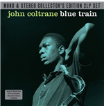 Vinil John Coltrane - Blue Train - Mono & Stereo Collector's Edition (2 Lp)