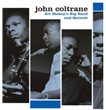 Vinil John Coltrane - Art Blakey's Big Band And Quintet