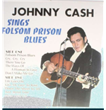 Vinil Johnny Cash - Sings Folsom Prison Blues