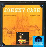 "Vinil Johnny Cash - Koncert V Praze (In Prague- Live) (Ep 12"")"