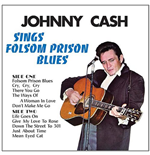 Vinil Johnny Cash - Johnny Cash Sings Folsom Prison Blues