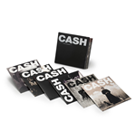 Vinil Johnny Cash - American Recordings I-vi (7 Lp)
